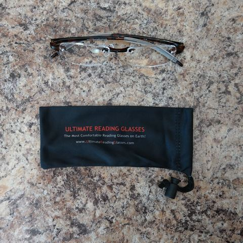 Picture of Reading Glasses Soft Case