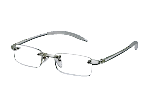Picture of Clear Reading Glasses