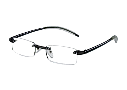 Picture of Black Reading Glasses